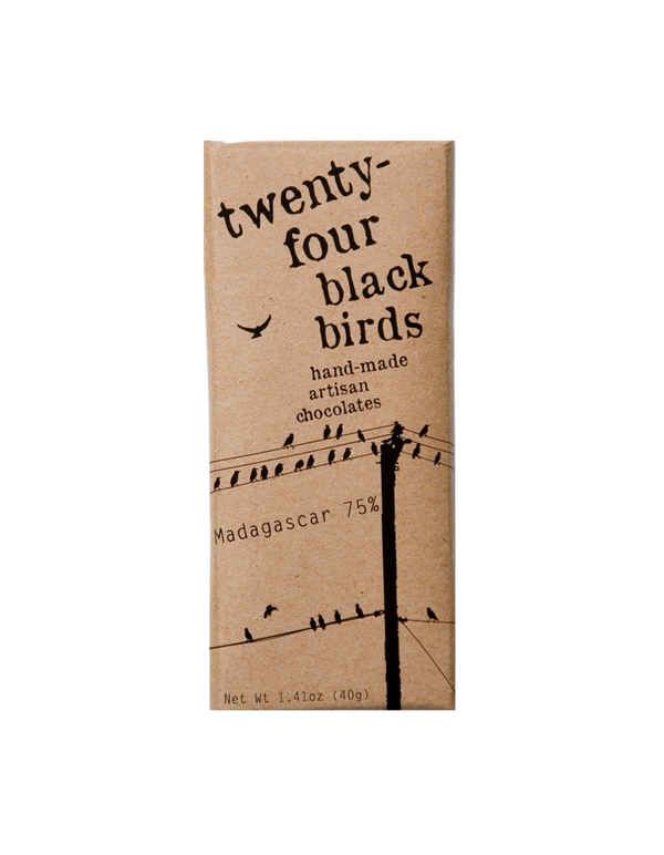 Twenty-Four Blackbirds Madagascar 75%