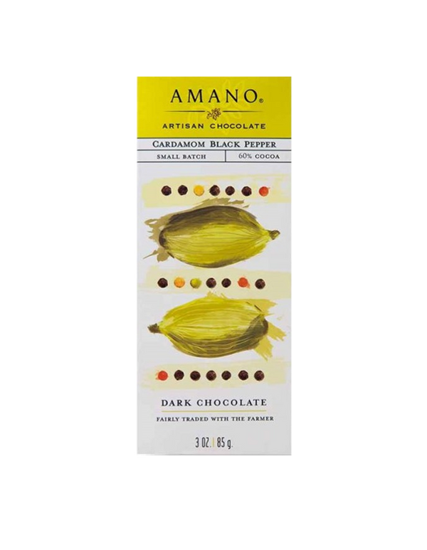 Amano Cardamom Black Pepper