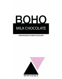 Boho Milk Chocolate