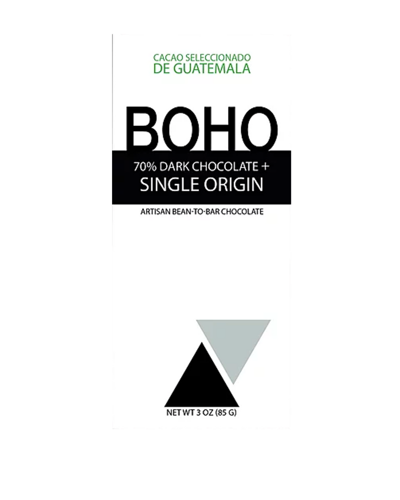 Boho De Guatemala 70% Dark Chocolate