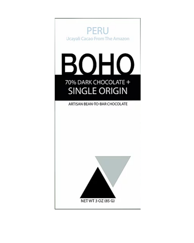 Boho Peru 70% Dark Chocolate