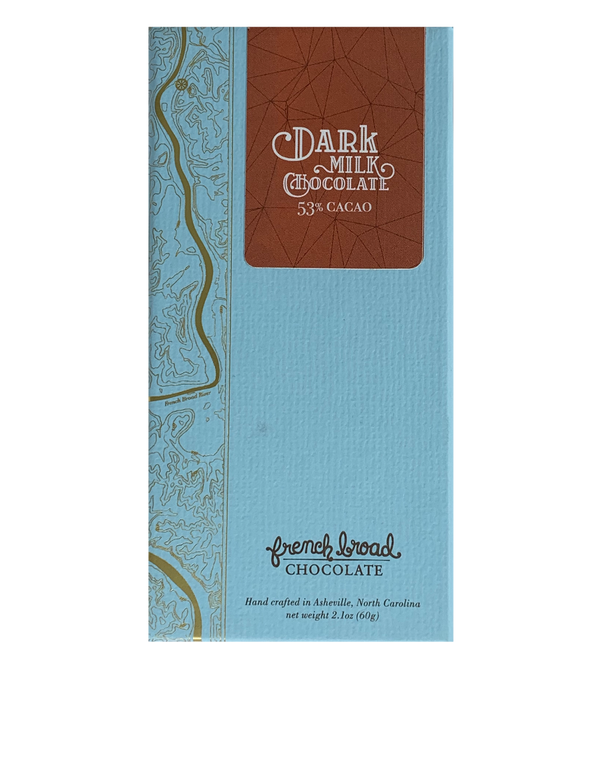 French Board 53% Dark Milk