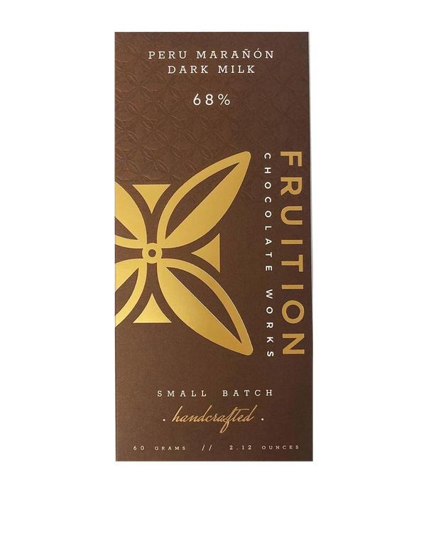 Fruition Peru Dark Milk 68%