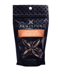 Fruition Almonds with Dark Chocolate and Smoked Sea Salt