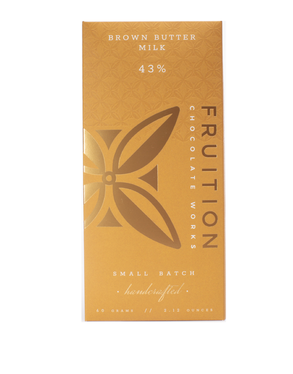Fruition Browned Butter Milk 43%
