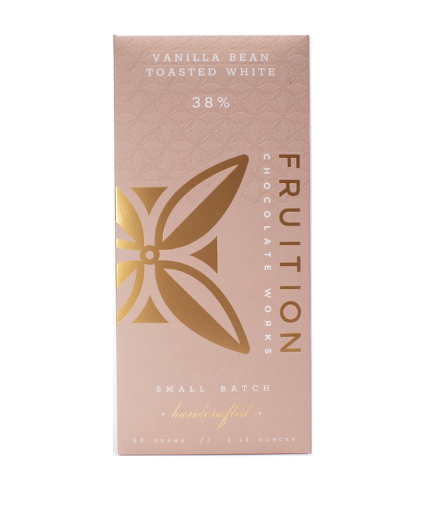 Fruition Vanilla Bean Toasted White