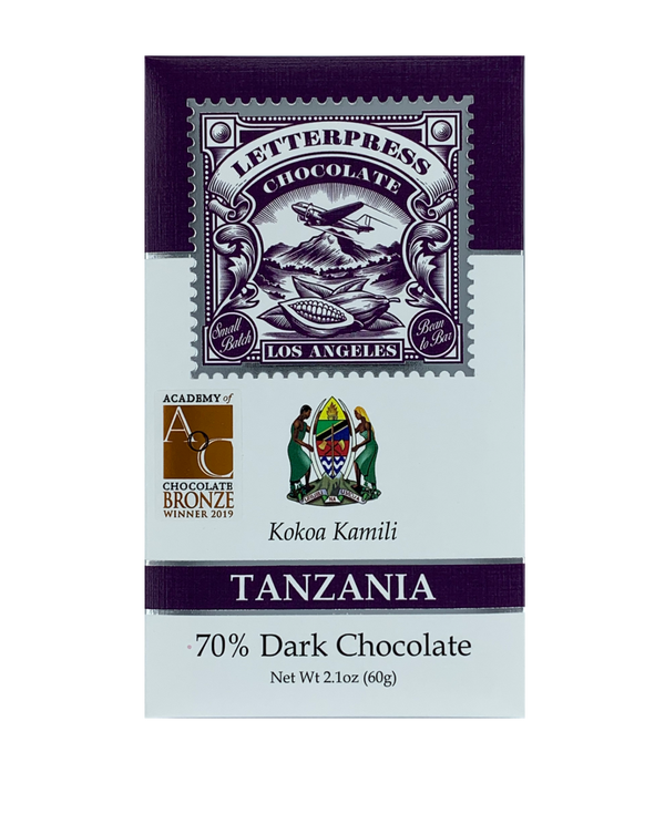 Letter Press 70% Tanzania