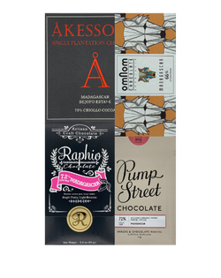 Madagascar Single Origin Bundle - 4 bars - FREE SHIPPING