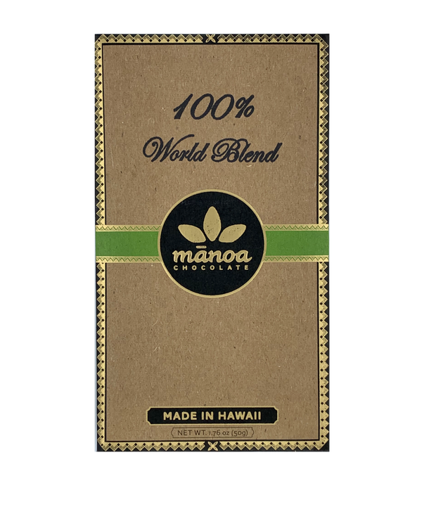 Manoa 100% World Blend