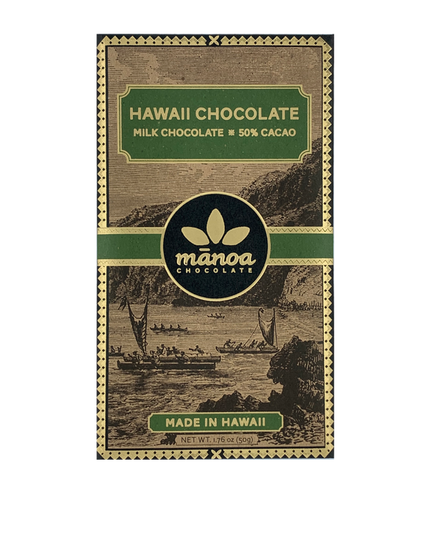 Manoa 50% Hawaiian Milk