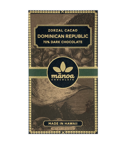 Manoa 70% Dominican Republic