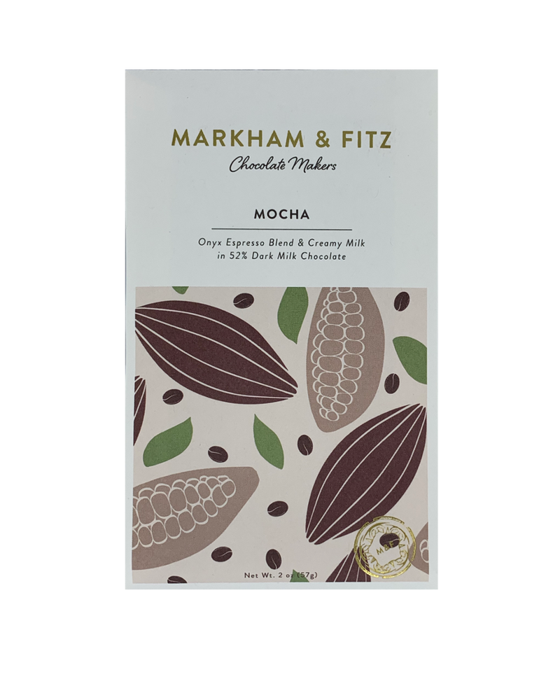 Markham and Fitz 52% Mocha