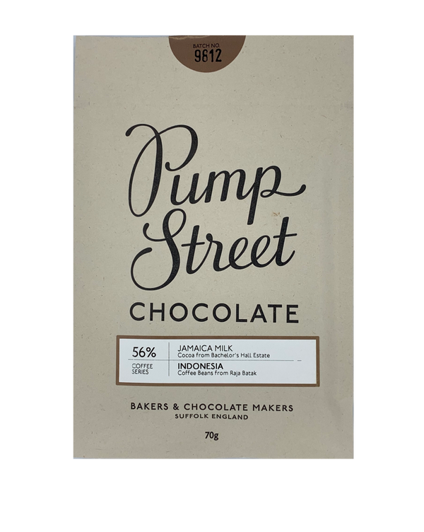 Pump Street 56% Indonesia Coffee