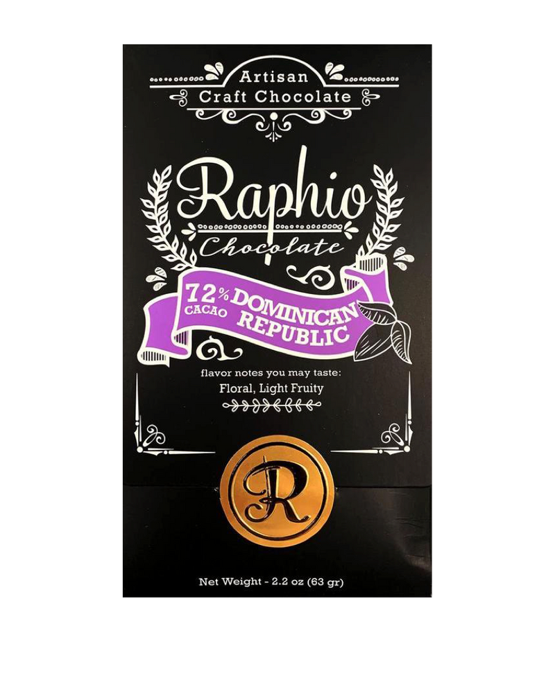 Raphio Dominican Republic 72%