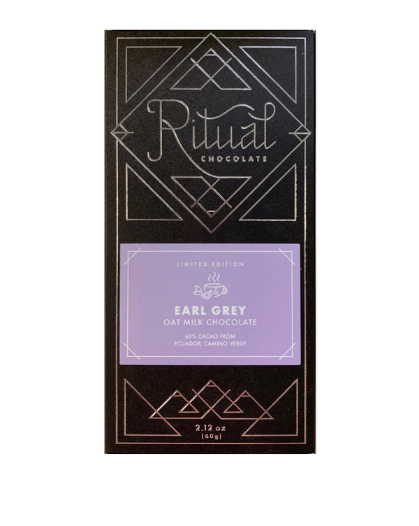 Ritual Earl Grey Oat Milk Chocolate 60%