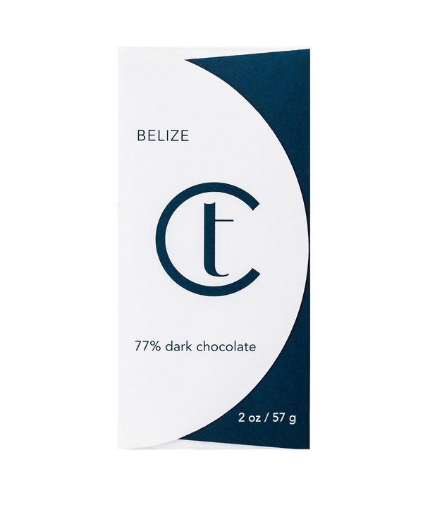 Terroir Belize 77% Dark