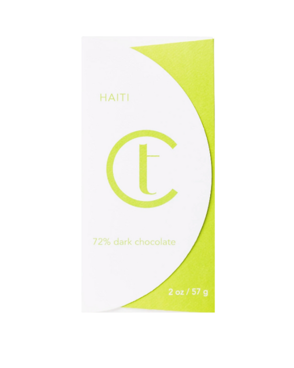 Terroir Haiti 72% Dark