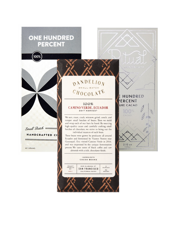 One Hundred Percent Selection - 3 bar bundle