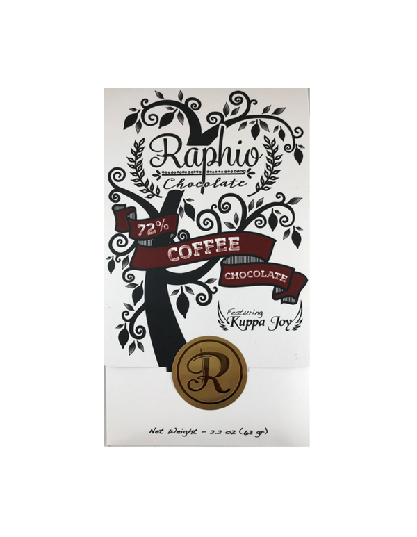 Raphio Coffee 72%