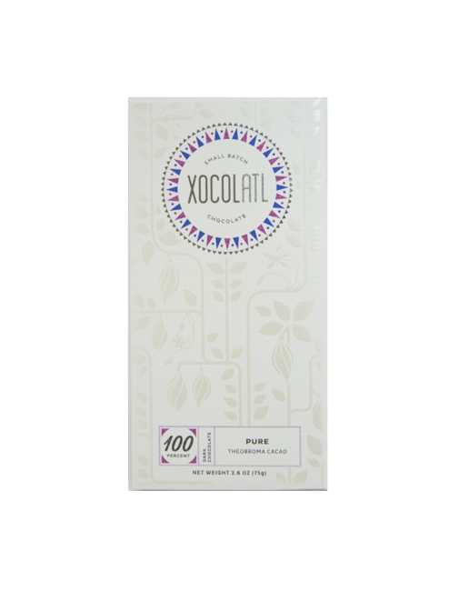 Xocolatl One Hundred Percent Nicargua