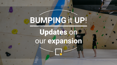 BUMPing It Up: Updates On Our Expansion!