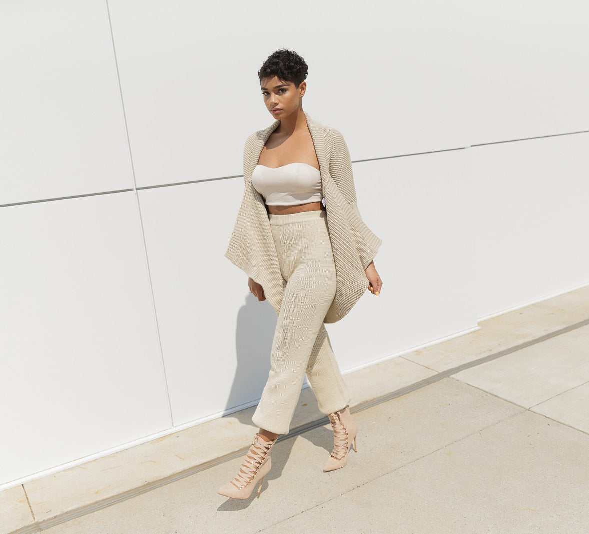 The Nude Story - Nude Essentials for Fall 2016 at FLYJANE