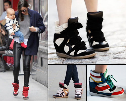 Getting Sneaky: From Isabel Marant to Steve Madden ...
