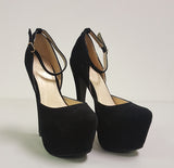 CAMEO PLATFORM PUMP - BLACK (SAMPLE)