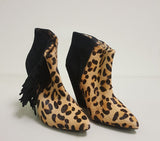 ZIAH FRINGE ANKLE BOOT  BETSEY JOHNSON (SAMPLE)