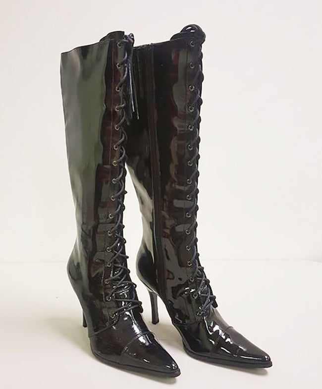 TENDER LACE UP BOOT (SAMPLE)