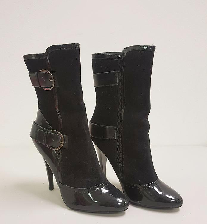 QUPID POTENCY ANKLE BOOT (SAMPLE)
