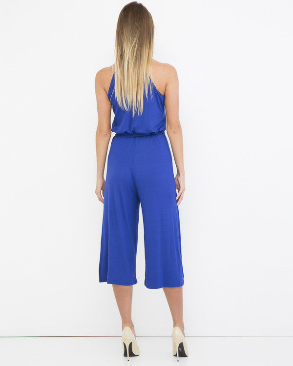 IN TO THE BLUE JUMPSUIT