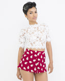 WILD ONES ELEPHANT FLUTTER SHORTS