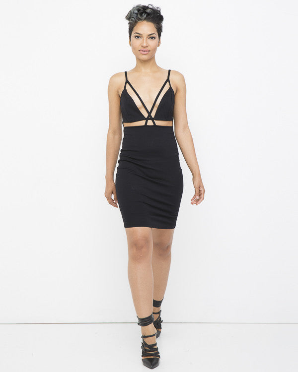UP ALL NIGHT BODYCON DRESS