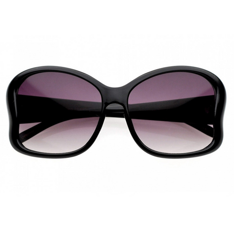 PAULINE OVERSIZED BUTTERFLY SUNGLASSES