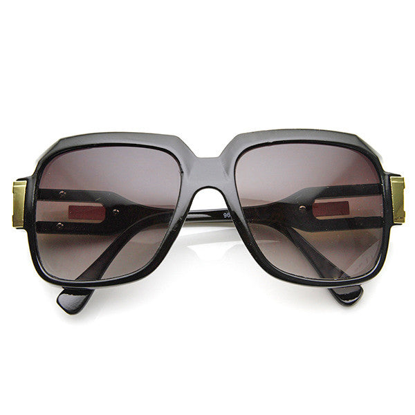 The ANSWER Retro Sunglasses at FLYJANE