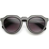 BLYTHE Round Frame Sunglasses available NOW at FLYJANE