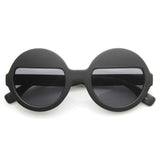 EYES WIDE SHUT Sunglasses at Matte Black at FLYJANE