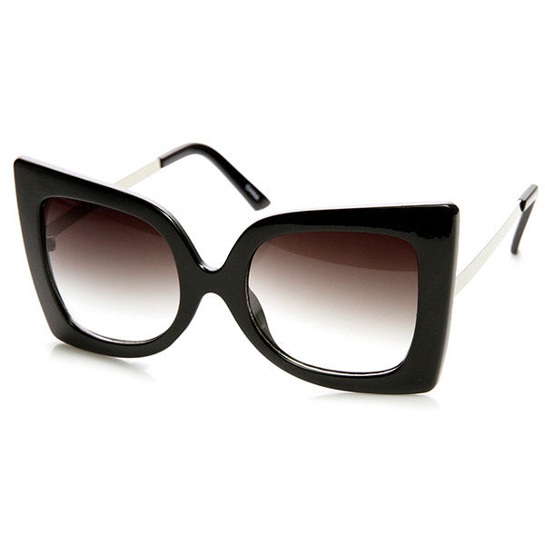 EVELYN Retro Sunglasses at FLYJANE