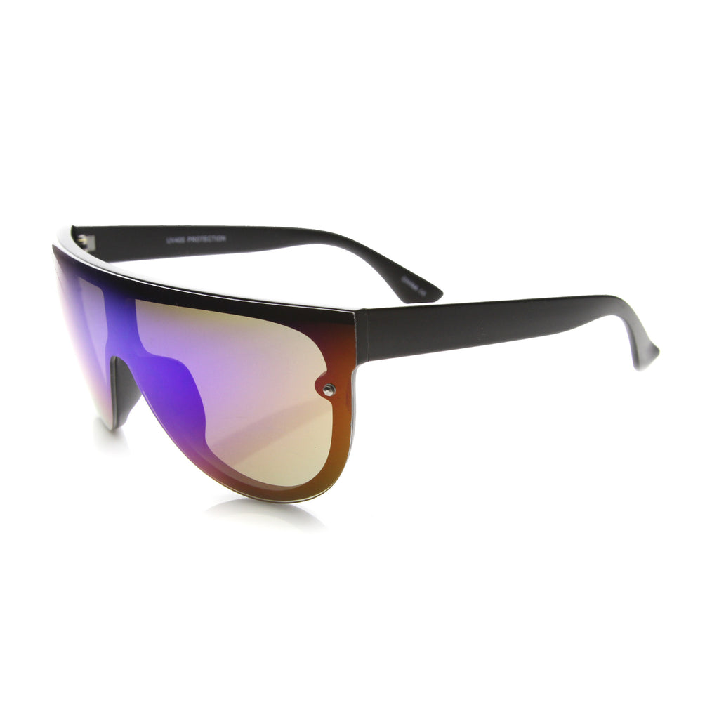 MODERN VICE Iridescent Sunglasses at FLYJANE | Contemporary Fashion Sunglasses under $25 at FLYJANE