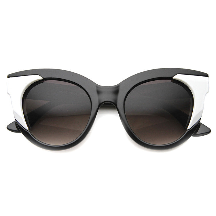 ECLIPSE CAT EYE SUNGLASSES