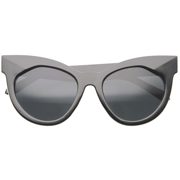 tron FLAT FRONT CAT EYE SUNGLASSES