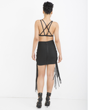 STARLETT Lace Bralette in Black at FLYJANE | Lace Bralettes | Fashion Bralettes | Summer Tops