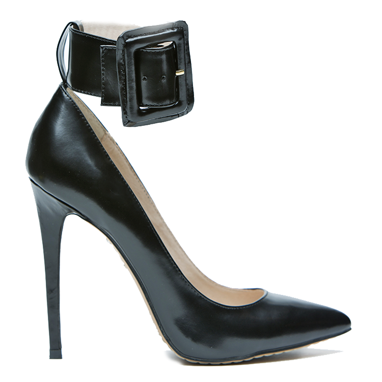 ZIGINY PAULINE PUMP - BLACK