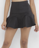 IT GIRLS FAVORITE SKATER SKIRT - BLACK