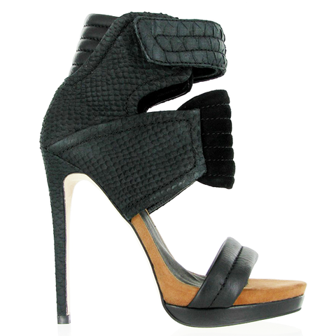 MIA LIMITED EDITION ROCCO SANDAL - BLACK