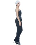 Lucy Paris SWEETHEARTS REVENGE Jumpsuit at FLYJANE