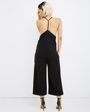 IN TOO DEEP RACERBACK JUMPSUIT