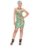 CARIBBEAN SOPHIE Cutout Dress at FLYJANE