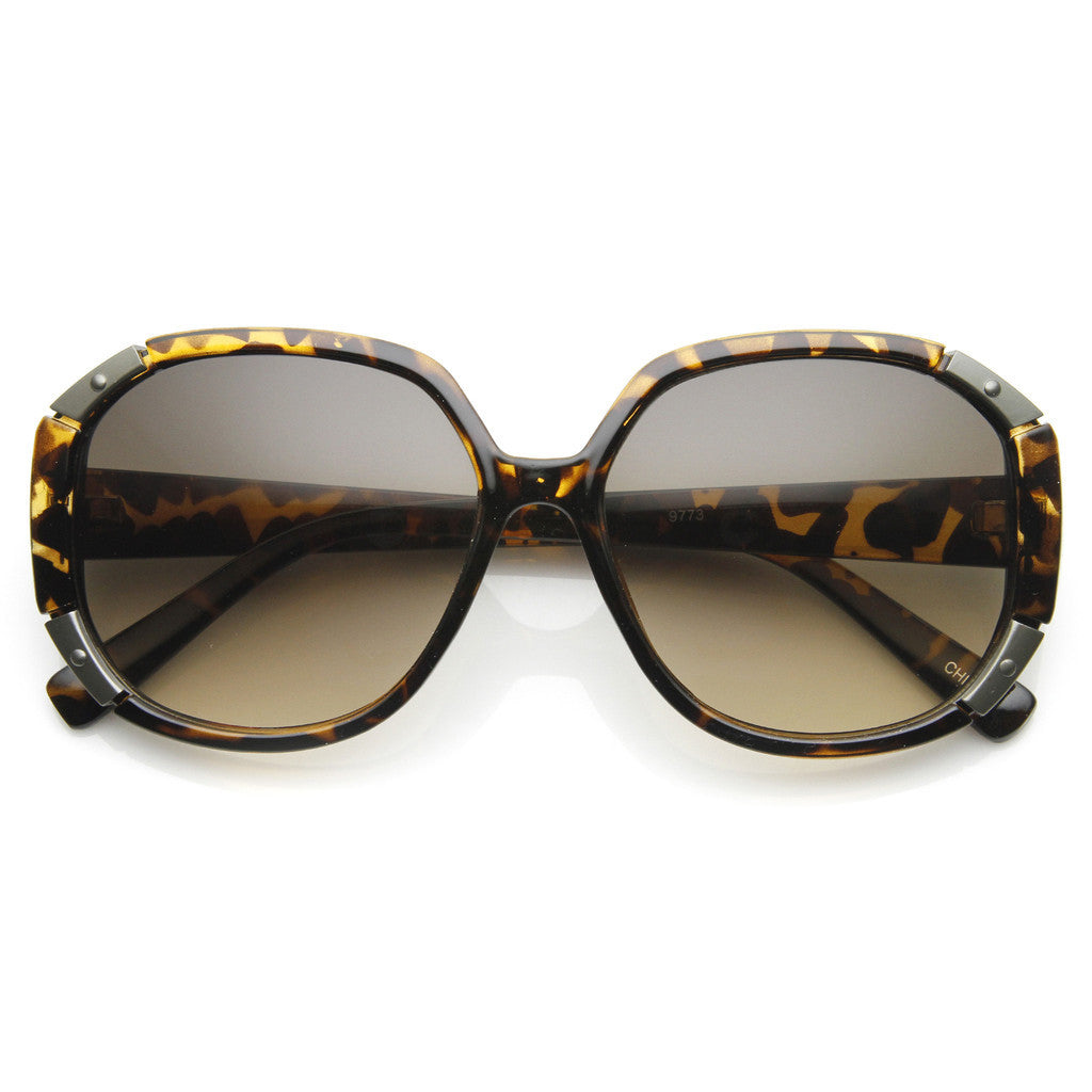 JET LIFE Oversized Sunglasses at FLYJANE | Contemporary Sunglasses | Cute Sunnies under $20 | Spring Fashion 2015